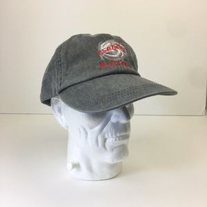Hurricane Isabel No Match For Us Gray Cap Hat